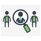 Identificación de perfiles más adecuados