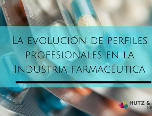La evolución de los perfiles profesionales en la industria farmacéutica