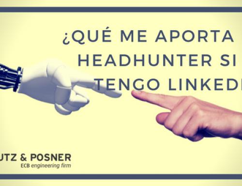 ¿Qué me aporta un headhunter si ya tengo Linkedin?